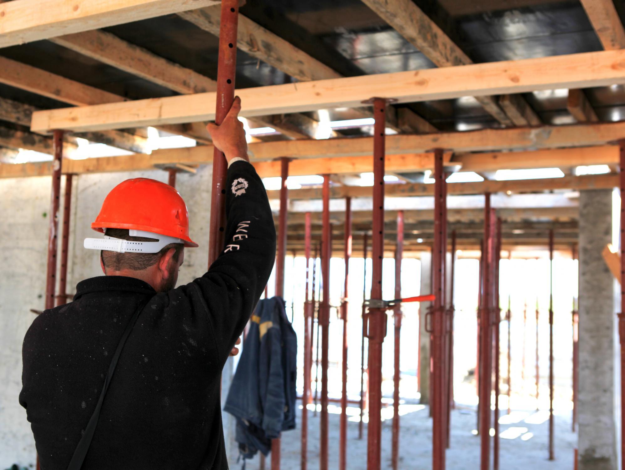 Bloomington IN Foundation Repair & Waterproofing Crew - Services